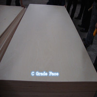 Chinese Birch panels/18mm Birch Plywood