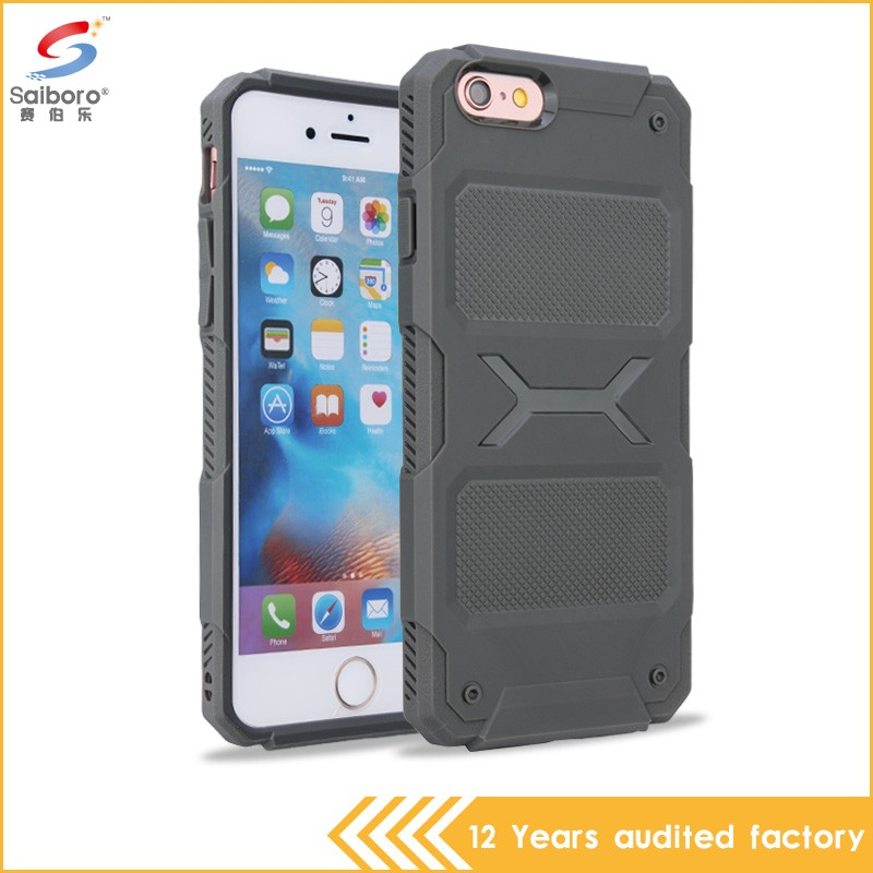 Hot Product Bulk Cheap Shockproof Rubber Case For Iphone