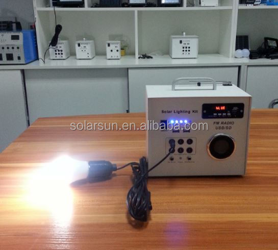 mini home solar power system for home solar lighting system for indoor 2014 new deisgned a lovely Christmas present