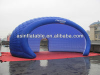 2013 new design inflatable house dome tent for exhibition display