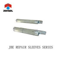 cable tube aluminum repair sleeves for acsr conductor or steel wire conductor