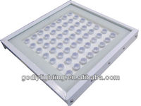 High lumens CREE 100W led canopy light fixtures with strong stability Meanwell driver and 3 years warranty