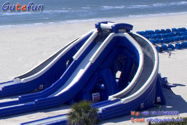 amusement park popular big water slides for sale