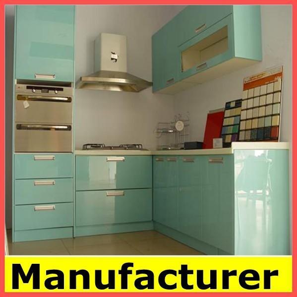 Acrylic Kitchen Cabinet Dooryuanwenjun
