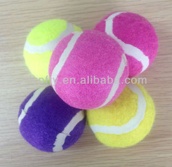 Promotional Colored Tennis Balls