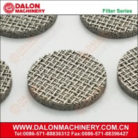 Stainless Steel Filter Cylinder Sintering Oil