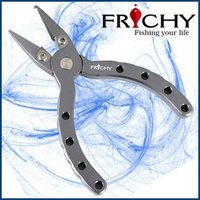 4.5 inch Mini Aluminium Fishing Pliers - FPMD02 import fishing tackle