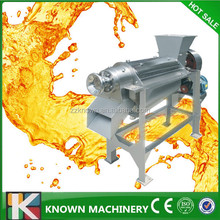 Double Screw Fresh Squeezed Orange Juice Machine/Fruit Squeezing Machine