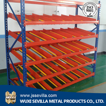 Flexible And Economical Rolling Angle Iron Rackings