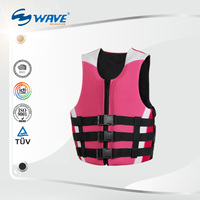 2016 New high quality neoprene life vest adult