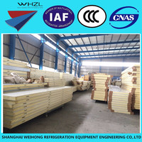Promotion Cold Room Foam Insalution Panel Good Quality PU Sandwich Panel