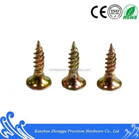 ISO7050 Cross countersunk head tapping screw Carbon Steel ST2.9*6.5
