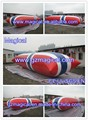 Hot inflatable water jumping blob inflatable jumping air bag inflatable water catapult