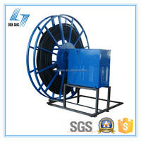 Motorized Cable Reel Drum for Rewinding Power Cable