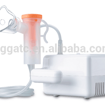 Health care product air compressed nebulizer with medical mask at home or for hospital