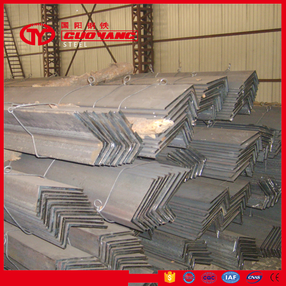 guoyang unequal steel angle with high quality