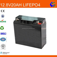 24v 100ah rechargeable sla replacement li-ion lithium ion lifepo4 battery for solar storage