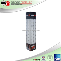 Good price custom corrugated cardboard display stand for sunglasses