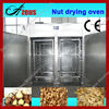 Commercial nut dehydrating machine/hot air recycling nut dehydrator