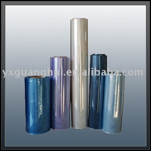 Seamless PVC Shrink Tubular Film for packing