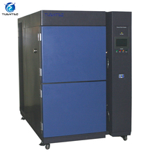 Customized fast temperature transfer speed programmable temperature impact test chamber