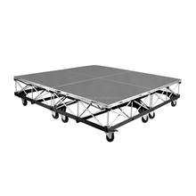 China manufacturer portable stage stairs