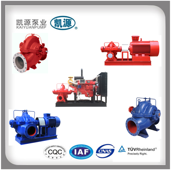 KYSB High Pressure Pressure and Clean Water Application High Flow Rate Centrifugal Water Pump