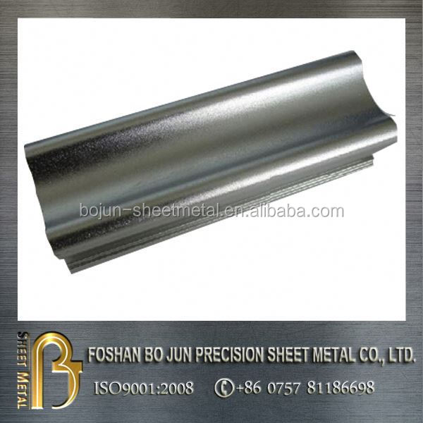 China manufacturing company customized stainless steel extended part fabrication