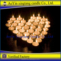 tea candle light /solar tea light candle