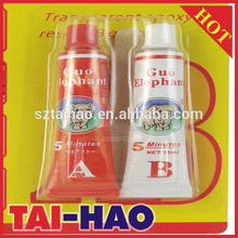 High Performance epoxy resin AB glue/adhesive superior strength bond