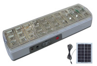 110-220VAC wtih 3W solar panel 30led solar emergency home lights