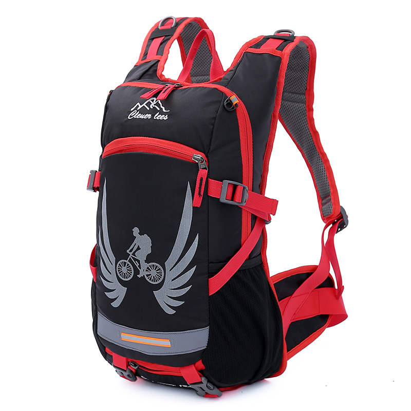 18L outdoor Bicycle Hydration Cycling Backpack For Water Bladder Pack