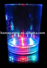 led Whiskey CUP,flashing whiskey cup,beer cup