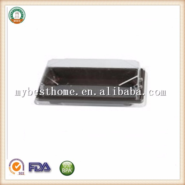 THE BEST PRICE!!!Disposable plastic plastic box container SGS/FDA Approval