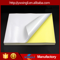 Hot-sale a4 self-adhesive paper