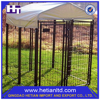 High Quality New Design PVC Dog Kennel For Large Dog