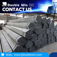 factory hot sale galvanized steel pipe horse pane