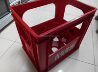 HDPE beer plastic crates glass crates