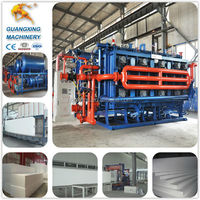 High Density EPS Foam Boards Manufacturing Machines with CE
