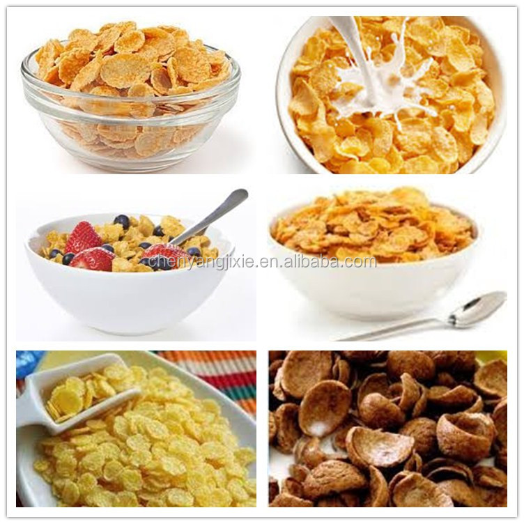 Automatic hot sale breakfast cereal food making machine