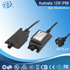 China supplier 12v power supply waterproof for outdoor lights