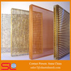 Partition Wall Laminated Glass 3m Wire Mesh Security Glass Price