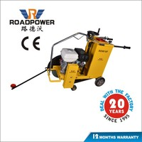RDW16F Roadpower Asphalt Cutting concrete cutting full steel frame Road Cutting Machine