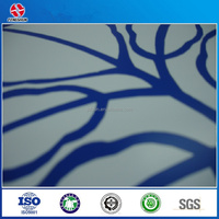3003H24 aluminum panel with blue and white procelain company