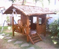 Bamboo Children House, Gazebo, Bamboo Furniture