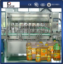 CE certification crazy price sunflower oil filling equipment