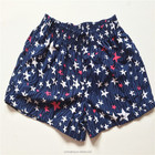 New style hot selling man shorts beach pants with star