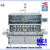 Micmachinery automatic weighing type filling machine bucket filling machine lubricant filling machine with CE certification