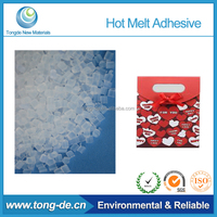 Alibaba china packing Adhesive Glue for paperbag bottom sealing