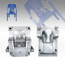 China plastic chair and table mold making Factory